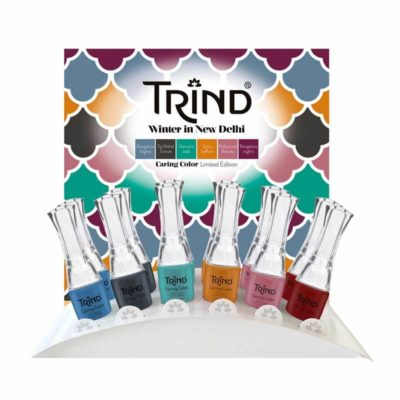 Trind Caring Color Winter look New Delhi